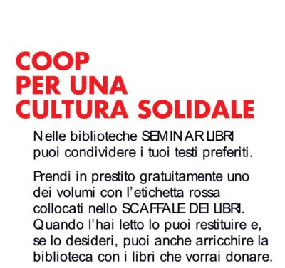 Coop per una cultura solidale